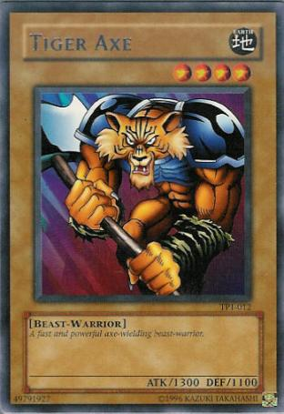 Tiger Axe