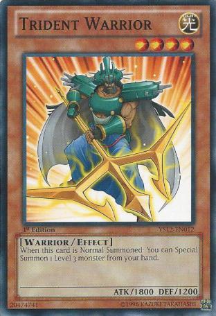 Trident Warrior